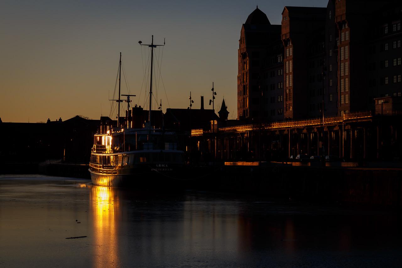 Havnelageret i Oslo